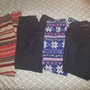 Juniors leggings bundle